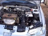 My car engine cleaned up all niceee