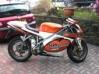 Me dads bike Ducati 748 sexy bike :D