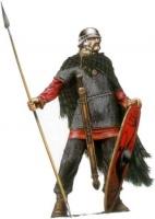 Le Mercenaire Celte