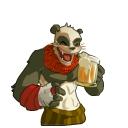 Titi-panda