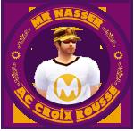 Mr Nasser