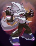 moka the wolf