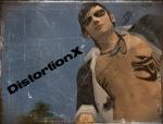 DistortionX