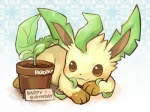 Leafeon.