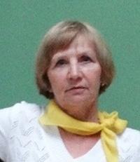 Елена Романовна