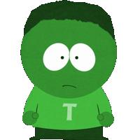Token Green Guy