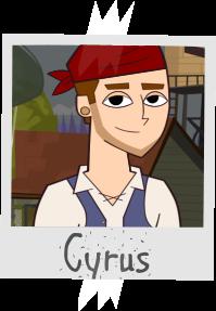 Captain Cyrus