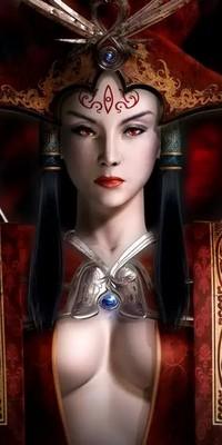 La Dame des Murmures