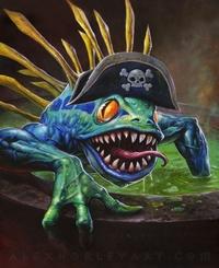 Maître des Mers