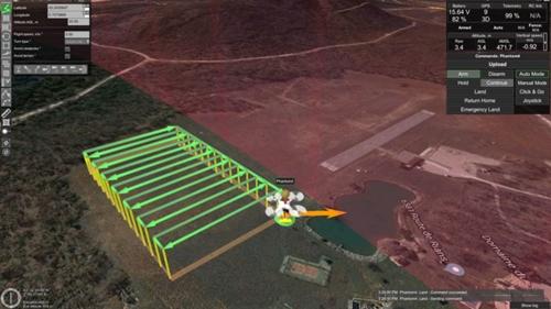 Geofencing Airmap10