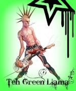 Teh Green Llama