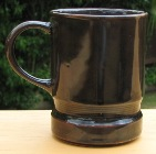1077 Coffee Mug with C Handle 25.2.70
