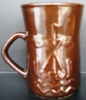 1079 Coffee Mug with C Handle 9.3.70