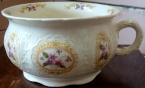 2148 - Fancy Large Chamber Pot 21.5.81