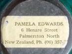edwards, pamela