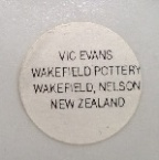 evans, vic sticker
