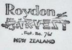 1967+ roydon harvest
