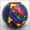 catherine anselmi colourful vase