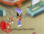hannahappyheart360 :D