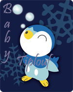 Baby tiplouf