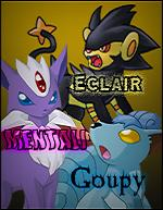 Goupy/Eclair/Mentali