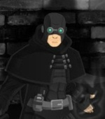 Mestre das Sombras