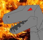 Robosaurus Rex-2000