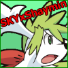 SKYxShaymin