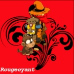 Rougeoyant