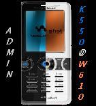 Admin k550yw610