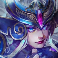 Syndra Mage noire