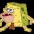 spongebob caveman