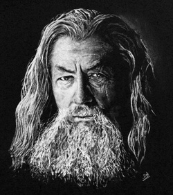 Gandalf Le Long