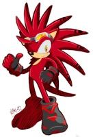 Arrow the Hedgehog