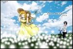 Dandelion queen
