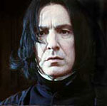Snape's girlfriend