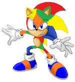 Rainbow The Hedgehog