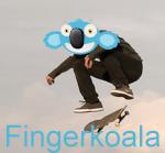 fingerkoala