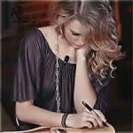 الكاتبة ايمان برجس
