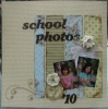 School Photos ~ Grandma's closet